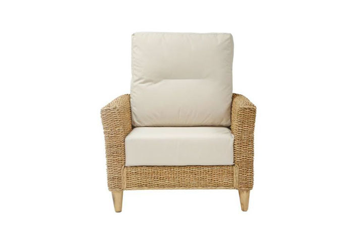 Daro - Kentdale Banana Leaf Range - Kentdale Chair Natural Tone