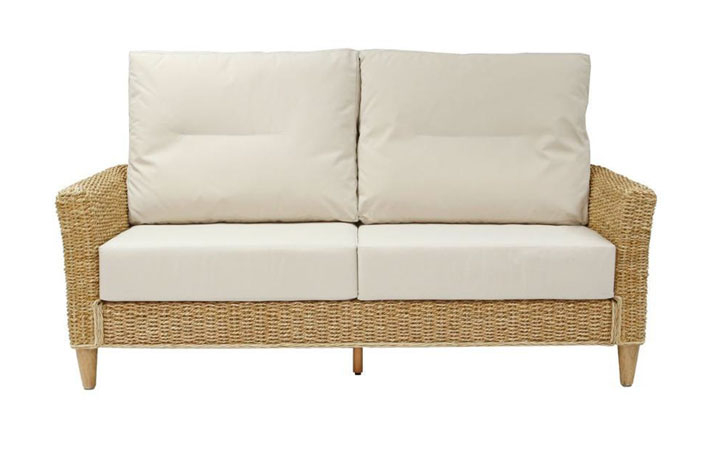 Daro - Kentdale Banana Leaf Range - Kentdale Large Sofa Natural Tone