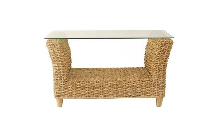 Daro - Kentdale Banana Leaf Range - Kentdale Coffee Table Natural Tone