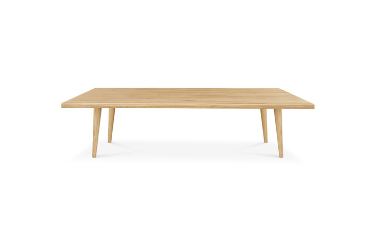 coffee-tables - Sigala Oak Rectangular Coffee Table