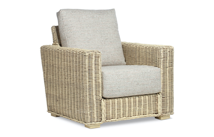 Burford Rattan Range in Natural Wash - Burford Chair