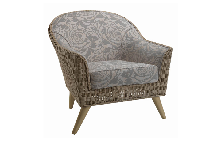 Dijon Rattan Range in Natural Wash - Henley Occassional Chair