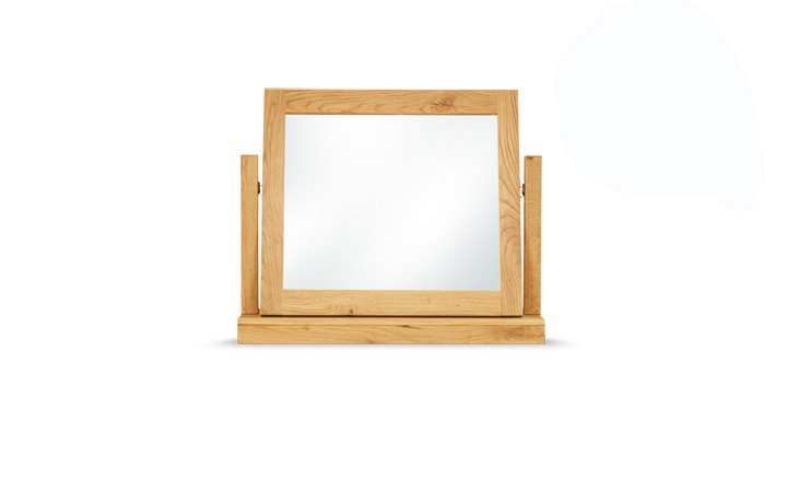 Mirrors - Majestic Oak - Bedroom Gallery Mirror
