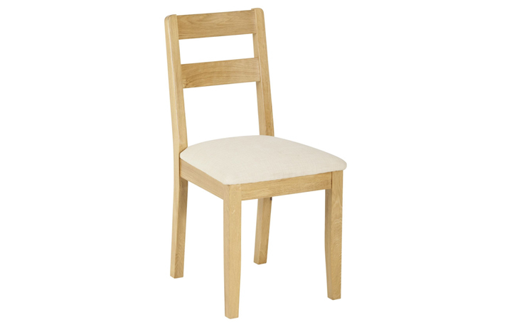 Chairs & Bar Stools - Origin Oak Back Chair