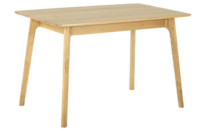 Dining Tables - Origin Oak Rectangular Dining Table