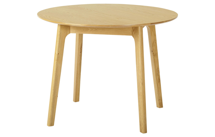 Dining Tables - Origin Oak Round Dining Table