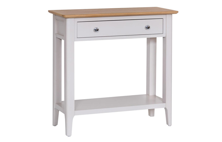Odense Stone Painted Collection - Odense Stone Painted Console Table