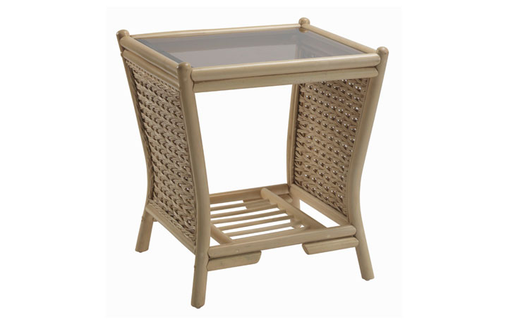 Harlow Rattan Range - Harlow Side Table