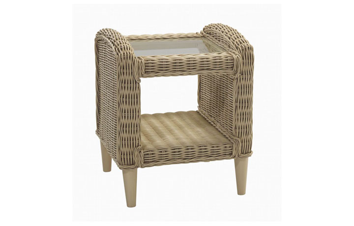 Hartford Rattan Range - Hartford Side Table