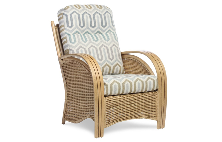 Manila Rattan Range - Manila Chair Light Oak