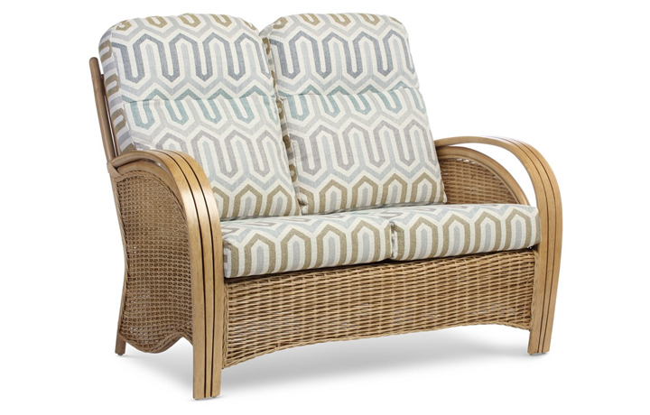 Manila Rattan Range - Manila Sofa Light Oak