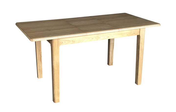Dining Tables - Bergen 120cm Extending Dining Table