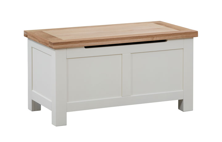 Blanket Boxes - Lavenham Painted Blanket Box