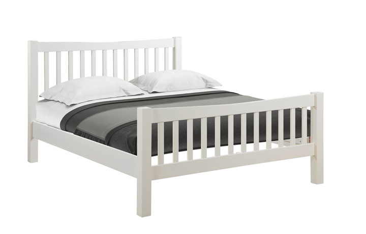 Bed Frames - Lavenham Painted 4ft6 Double Bed Frame