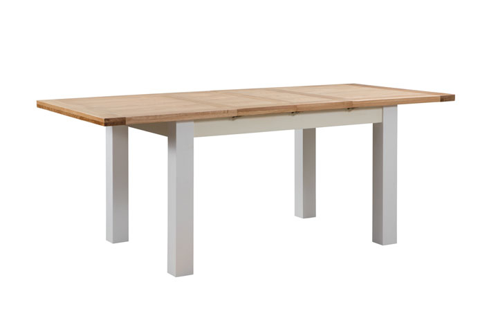 Dining Tables - Lavenham Painted 132-198cm Extending Dining Table