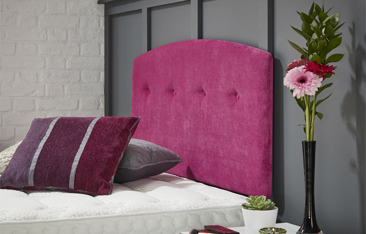 6ft Headboard Range - 6ft Hexham Headboard