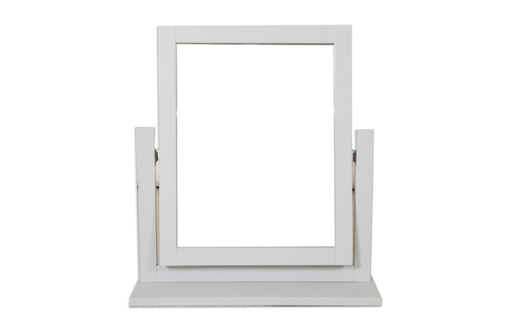 Chelsworth Ivory Painted Collection - Chelsworth Ivory Painted Dressing Mirror