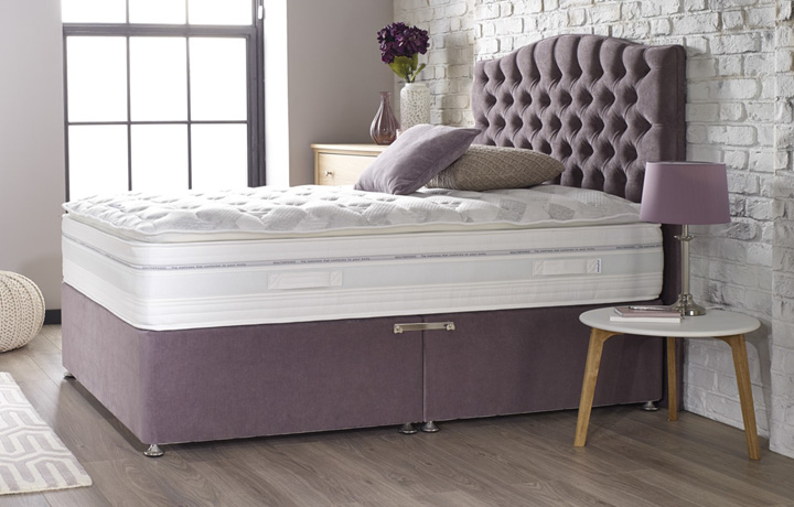 3ft Single Mattress & Divan Bases - 3ft Single Ragnor 2000 Mattress With Zero Gravity Technology