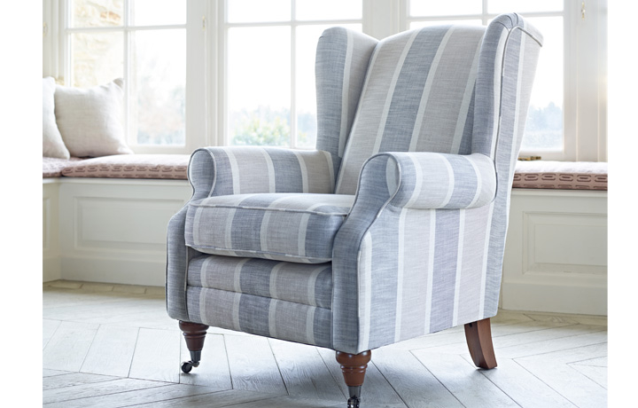 Accent Chairs & Stools - Heather Arm Chair