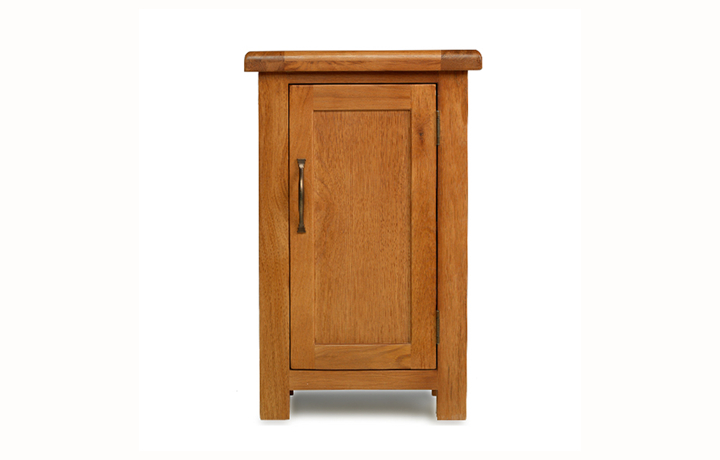 Sideboards & Cabinets - Hollywood Oak 1 Door Cabinet