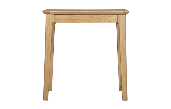 Coffee & Lamp Tables - Amira Oak Lamp Table
