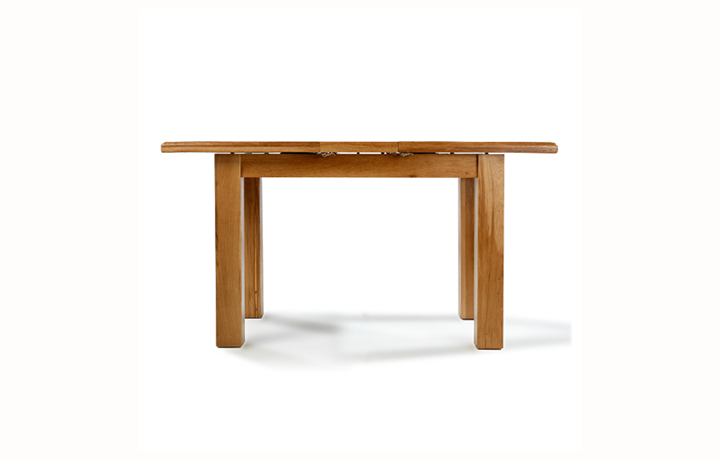 Dining Tables - Hollywood Oak Small Ext Dining Table