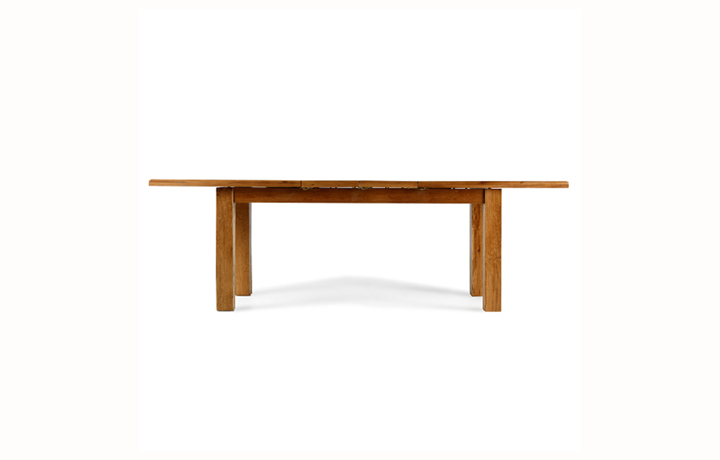 Dining Tables - Hollywood Oak Large Ext Dining Table