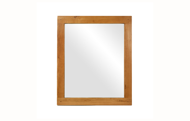 Mirrors - Hollywood Oak Large Wall Mirror