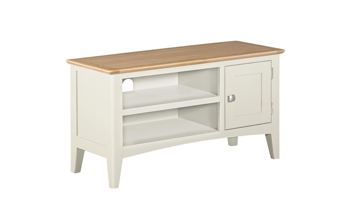 TV Cabinets - Amira Painted Small TV Unit