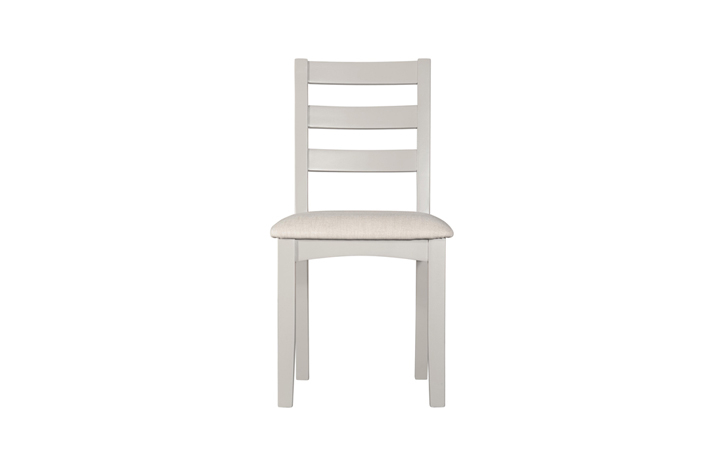 Chairs & Bar Stools - Amira Painted Dining Chair With Pad