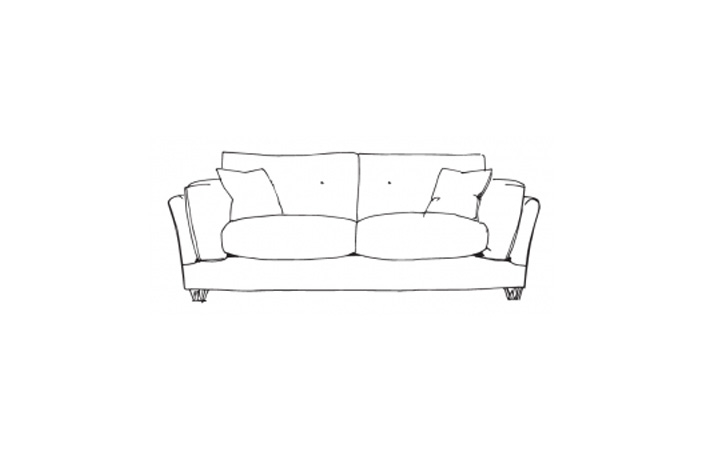 Slouch Collection - Slouch Medium Sofa