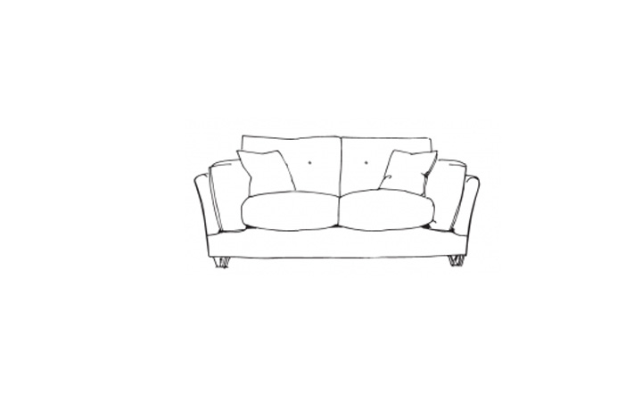 Slouch Collection - Slouch Small Sofa