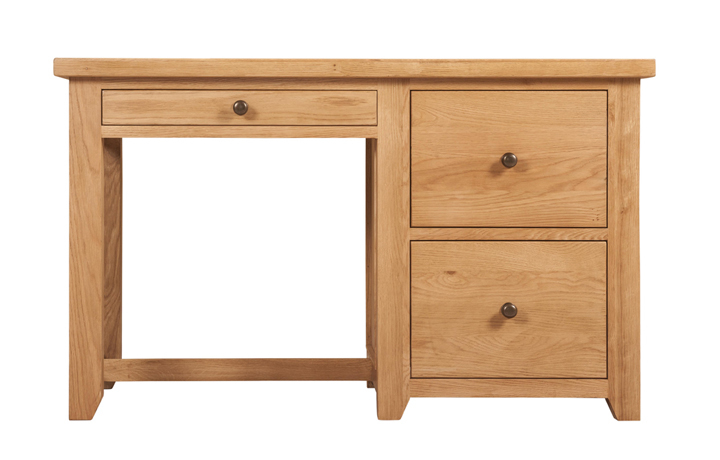 Office Furniture - Royal Oak Desk With Drawers