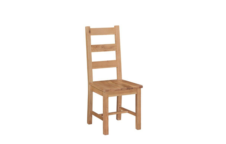 Royal Oak Collection - Royal Oak Dining Chair With Oak Seat