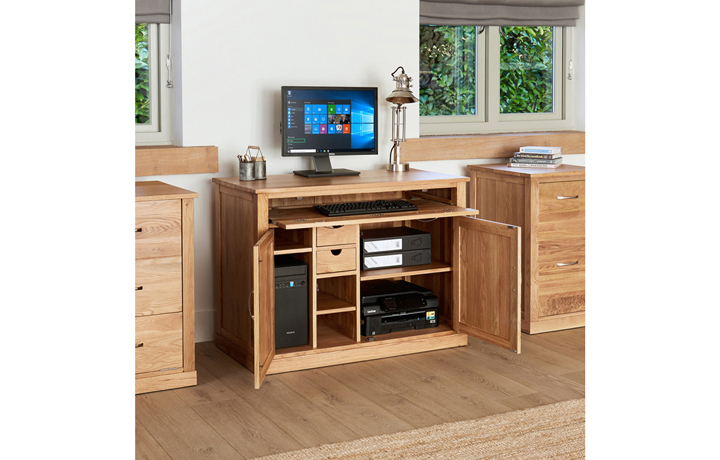 Office Furniture - Pacific Oak Hidden Home Office