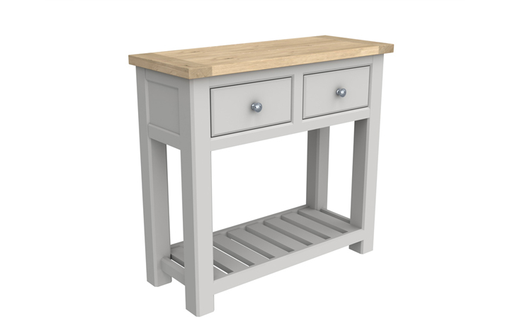 Grenada Painted Collection - Grenada Painted Console Table