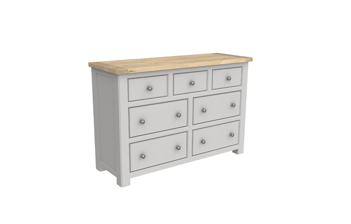 Grenada Painted Collection - Grenada Painted 3 Over 4 Chest