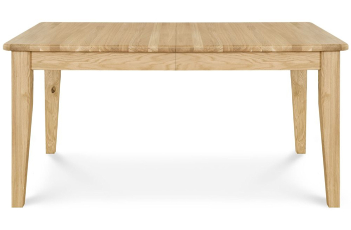Lancaster Solid Oak Collection - Lancaster Solid Oak Fixed Top Dining Table - 3 Sizes