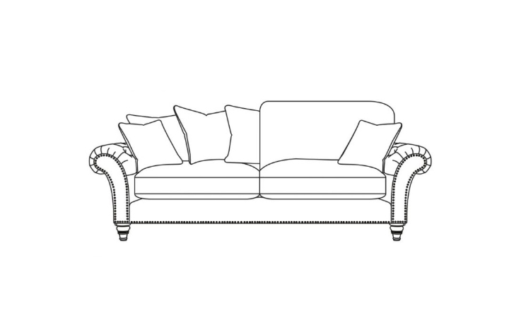 Keaton Collection - Keaton Extra Large Sofa