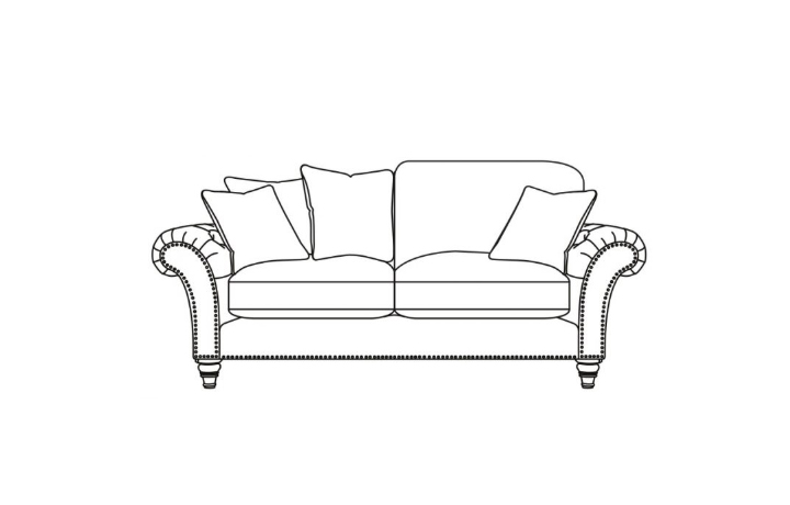 Keaton Collection - Keaton Medium Sofa