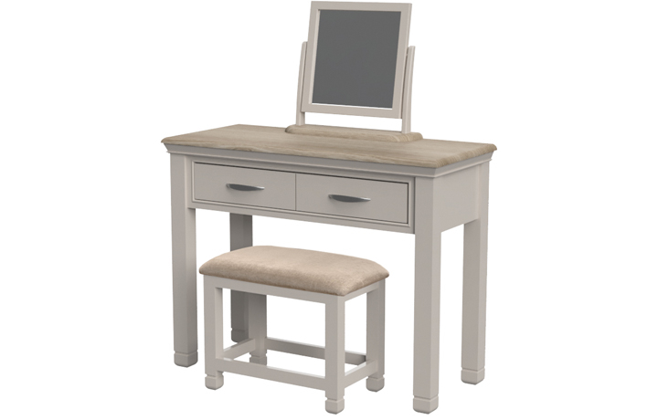 Felicity Painted Collection - Felicity Painted Dressing Table Only
