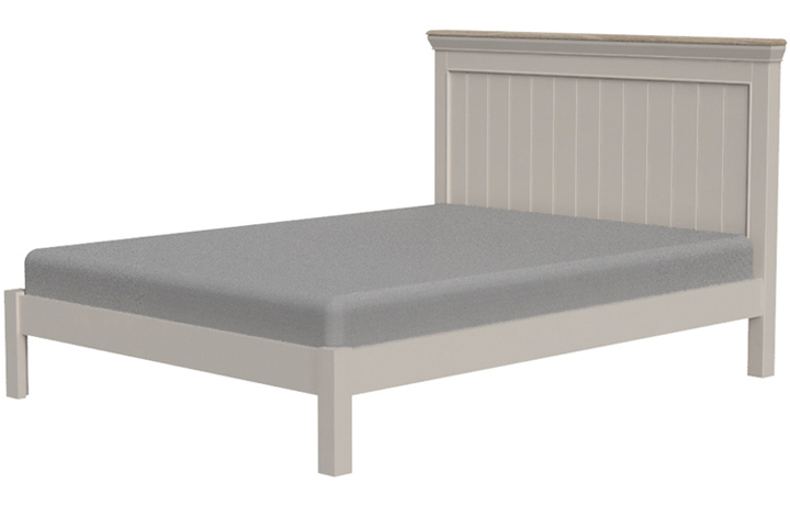 Felicity Painted Collection - Felicity Painted 5ft Kingsize Bed Frame