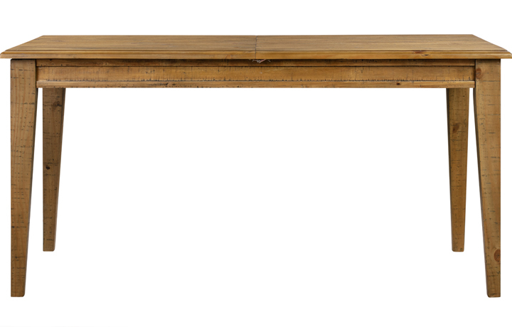 Thetford Rustic Pine Range - Thetford Rustic Pine 120-160cm Extending Dining Table