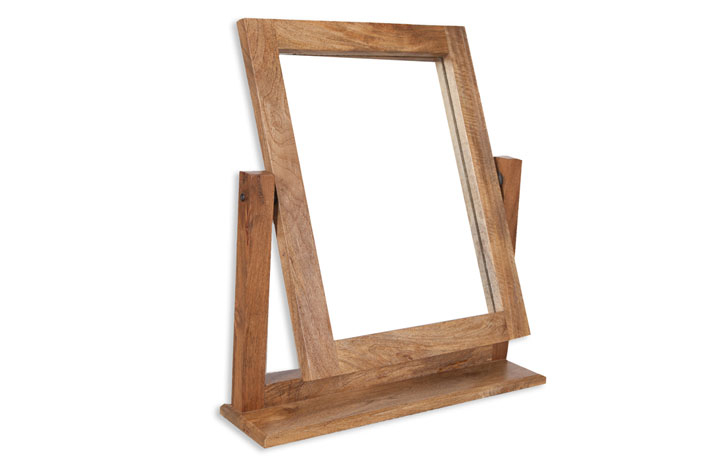 Chennai Solid Mango Collection - Chennai Solid Mango Dressing Mirror