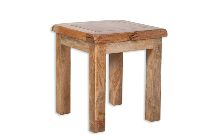 Chennai Solid Mango Collection - Chennai Solid Mango Dressing Stool