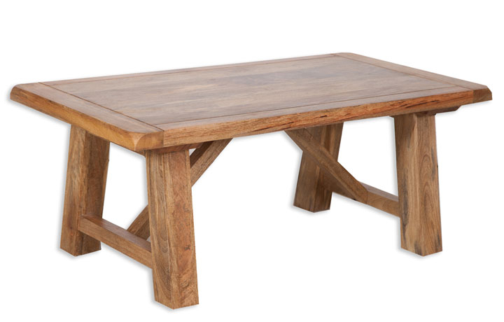 Chennai Solid Mango Collection - Chennai Solid Mango Coffee Table