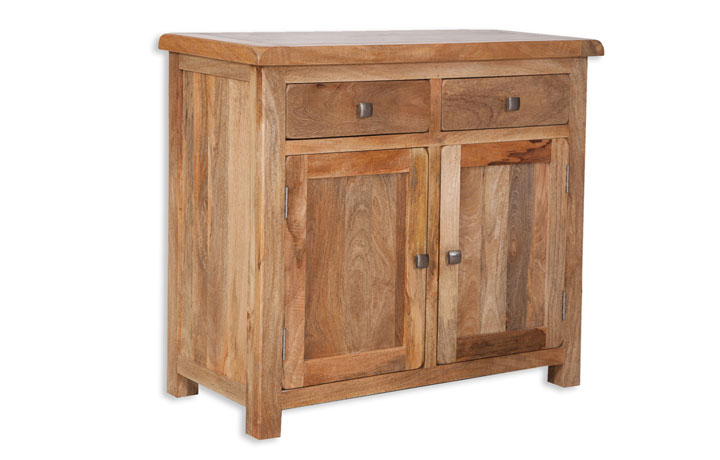 Chennai Solid Mango Collection - Chennai Solid Mango 2 Door 2 Drawer Sideboard