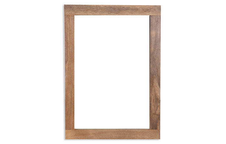 Chennai Solid Mango Collection - Chennai Solid Mango Wall Mirror